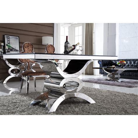 canapé angle tissu table de salle à manger en inox et verre marbre jaipur