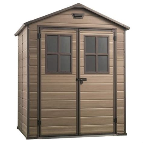 Keter Manor Shed 6x5 by Keter Scala 6x5 Shed Sales