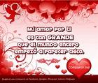Imagen con Poema Corto Un Amor Grande Por Ti | Descarga ...