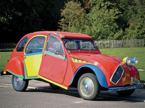 old citroen citro 235 n 2cv6 quot picasso citro 235 n quot by andy saunders 1983