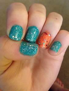Super easy cute nails! | Nail designs | Pinterest