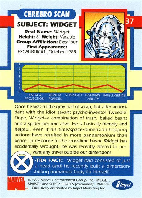 cards trading 1992 marvel series omega phoenix force magazine