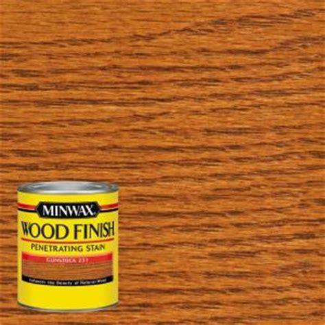 Minwax 1 qt. Wood Finish Gunstock Oil Based Interior Stain