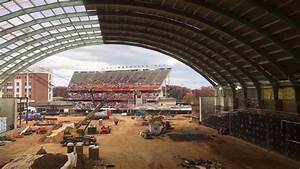 Maryland's Cole Field House renovation - YouTube