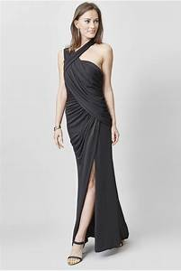 long one shoulder dress c39est ma robe With robe longue maternité