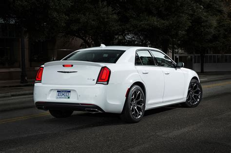 Chrysler Automobile by 2017 Chrysler 300s Dresses Up With New Sport Appearance
