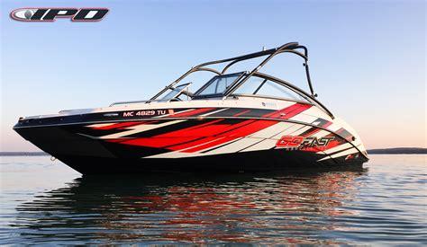 Jet Ski Boat Wraps by Custom Designed Boat Graphics Kit 50 Deposit Ipd Jet
