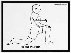 Hip Flexor Stretch  U00bb A Healthy Life For Me