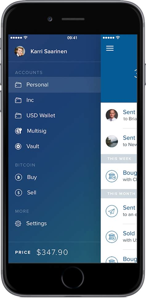 I will receive bitcoins from end user. Coinbase releases redesigned iOS and Android Bitcoin wallet app | VentureBeat | Mobile | by Ruth ...