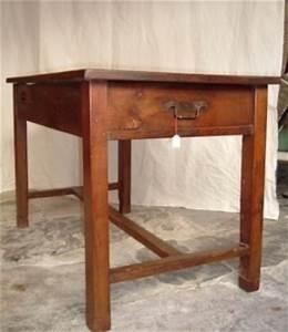 Table De Cuisine Ancienne Table De Ferme Ancienne Table