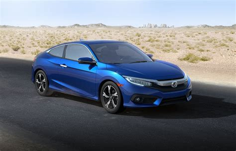 Honda Civic Coupe by 2016 Honda Civic Coupe Overview