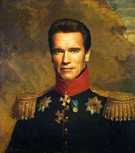 Famous people painted as Russian generals (19 Photos ...