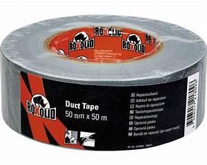 Gaffa Tape Kaufen : roxolid duct tape gaffa tape gewebeband silber 50 mm x 50 m bei hornbach kaufen ~ Buech-reservation.com Haus und Dekorationen