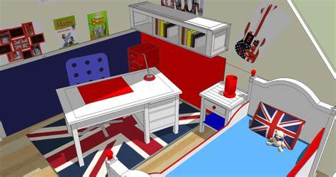 Pays De Brest  Décoration De Chambre « London
