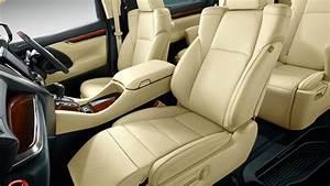 New 2019 Toyota Alphard Interior Design