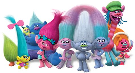 Troll Images Dreamworks Unveils Trolls Sound Of Silence Clip At Comic