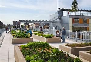 Via Verde Rooftop Garden | GrowNYC