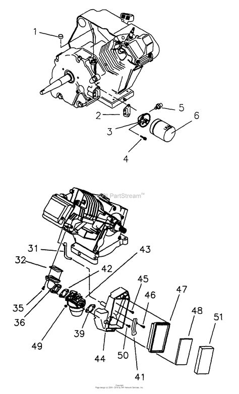 briggs and stratton power products 1524 0 580 329130 3 800 watt craftsman parts diagram for