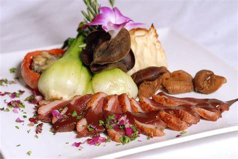 cuisine poisson facile menu gastronomique seigneurie du triton