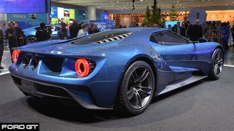 New Ford Supercar by New Ford Gt 2016 Supercar Concept