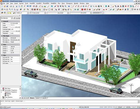 architecture software free 3d house idea architecture 3d bim architectural software in dwg by 4m