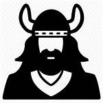 Viking Medieval Helmet Warrior Icon War Icons
