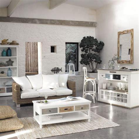meubles et décoration de style atlantique bord de mer