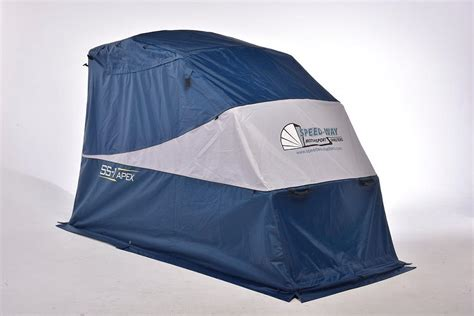 speedway motorsports instant motorcycle tent shelters