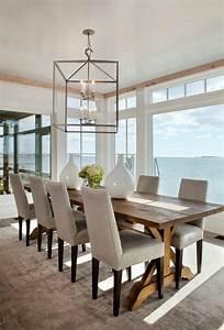 Table Salle à Manger : la table de salle manger en 68 variantes ~ Teatrodelosmanantiales.com Idées de Décoration