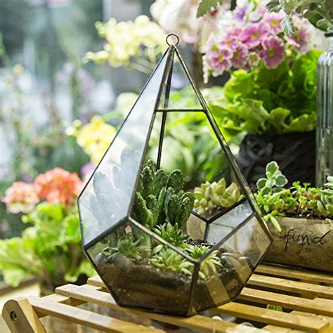 Window Sill Plant Holder by Modern Indoor Opening Wall Hanging Glass Geometric