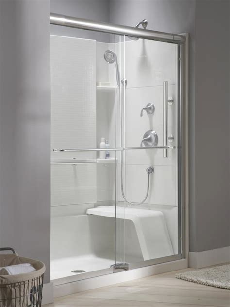 accord seated shower  sterling plumbing