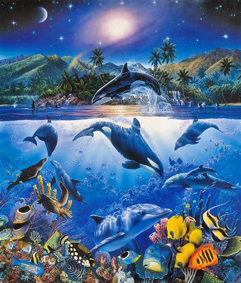 Christian Lassen (часть Ii)  Хозяева моря » Картины