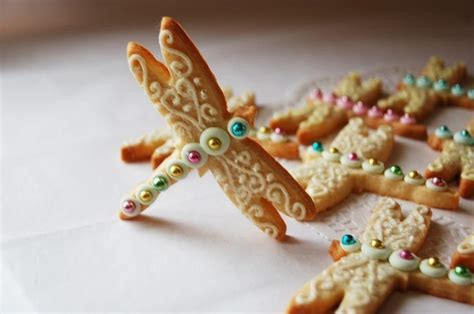 Dragonfly Cookies On Pinterest