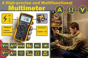 5 Best Multimeters Reviews Of 2019