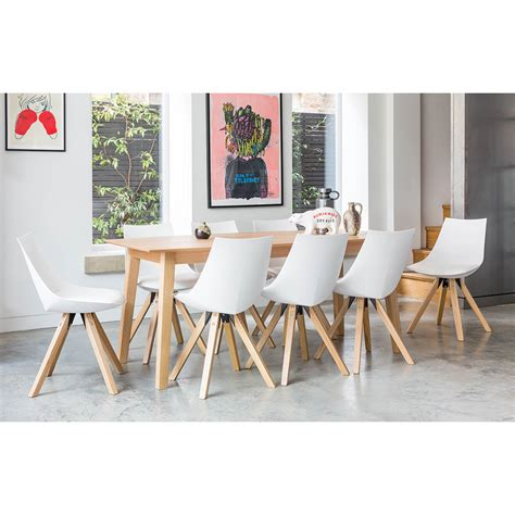 table and 8 chairs outandoutoriginal sebastian dining table and 8 chairs