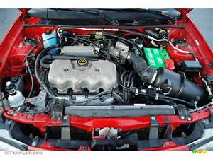2001 Ford Escort Se Sedan Engine Photos
