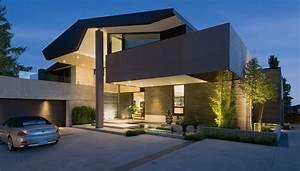 Moderne Design Villa. modern luxury villas designed by gal marom ...