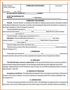 free uncontested divorce forms sales report template With free legal divorce documents