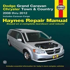 Haynes Repair Manual Ser   Dodge Grand Caravan And