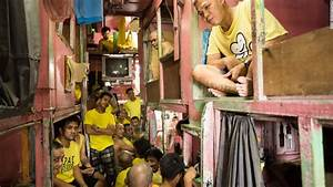 Quezon City Jail: Life inside the Philippines' most ...