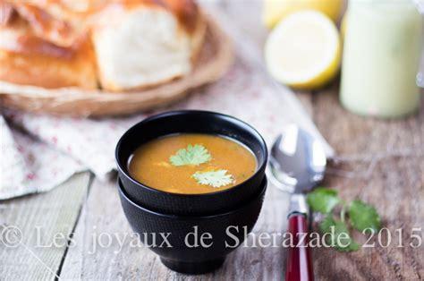 cuisine sherazade harira de tlemcen les joyaux de sherazade