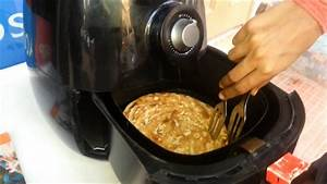 How To Make Lachha Paratha In Airfryer