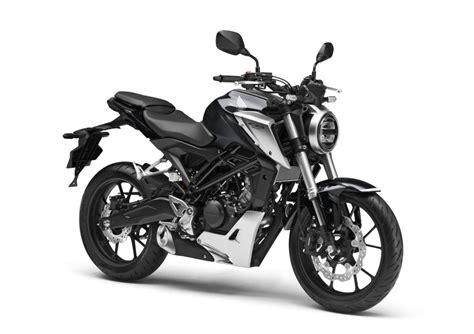 Honda Cb 125 by Honda Cb 125 R 2018 Prezzo E Scheda Tecnica Moto It