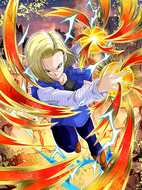 ghastly destruction android  future dragon ball
