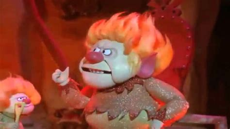 snow miser heat miser gragger  video cover tune