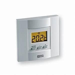Thermostat D Ambiance Filaire : thermostat d 39 ambiance filaire tybox 21 touches pour ~ Melissatoandfro.com Idées de Décoration