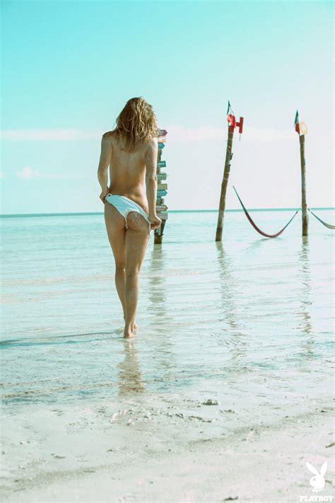 Gabriela Giovanardi Nude For Playboy Photos The