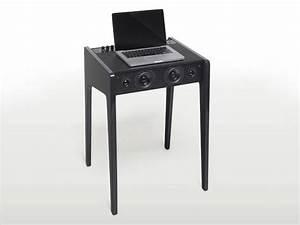 Petit Bureau Pour Ordinateur : ld 120 un dock bureau design pour ordinateur portable cnet france ~ Teatrodelosmanantiales.com Idées de Décoration