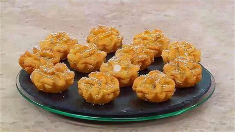 cuisine tv plus gâteau makrout makroud de sablé recette facile la
