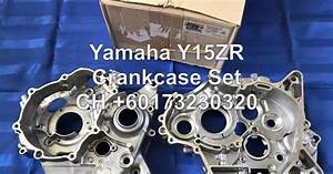 Ch Motorcycle Store  Yamaha Y15zr Crankcase Set
